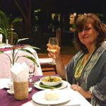 Dinner time at Tresor D'Angkor Suite