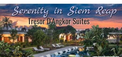 Tresor D'Angkor Suites
