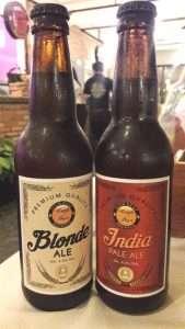 Siem Reap Brewpub bottled beer