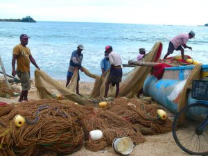 Fishermen Galle