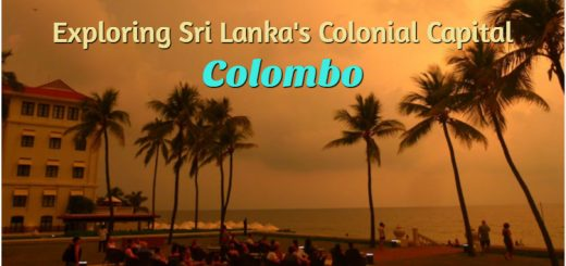Sri Lankan Capital Colombo - Galle Face Hotel