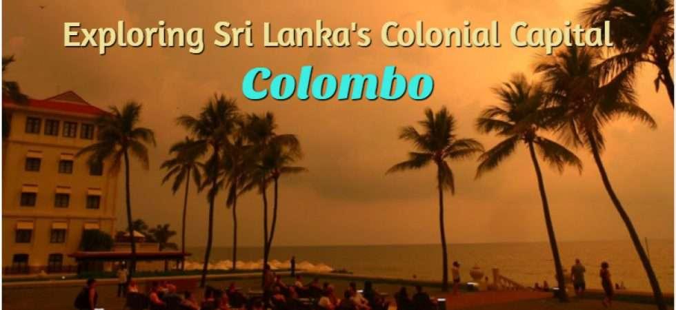 Sri Lankan Capital Colombo - Galle Face Hotel