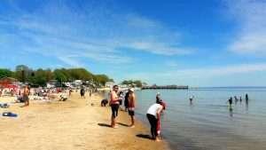 Crystal Beach, Lake Erie