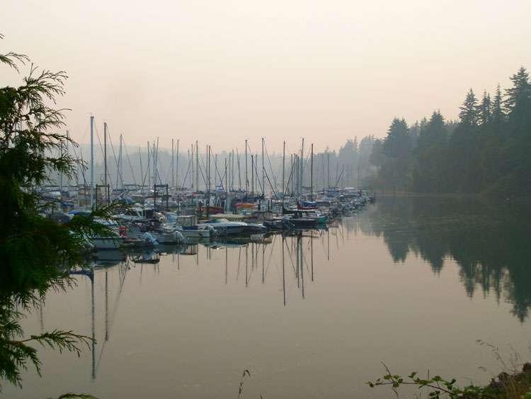 West Coast Washington