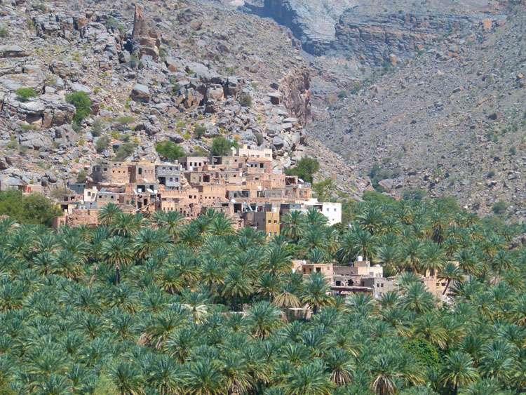 Oman, Misfat Al Abriyyin