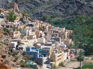 Balad Sayt, Oman