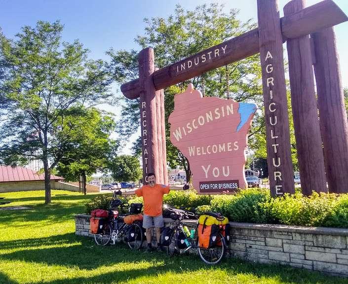 HIghway 35, Wisconsin