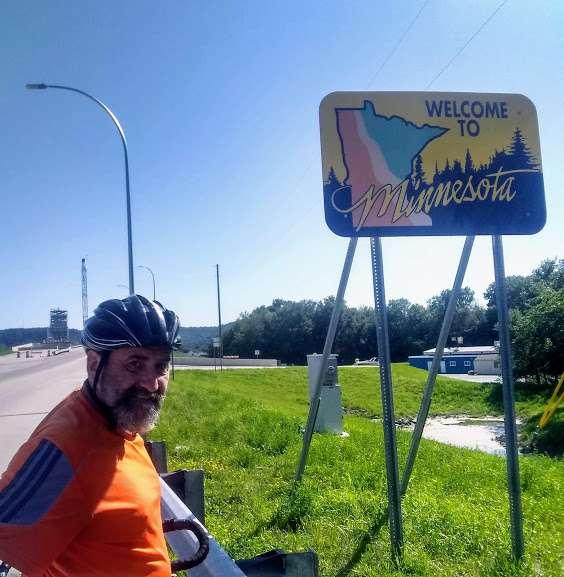 Highway 61, Minnesota