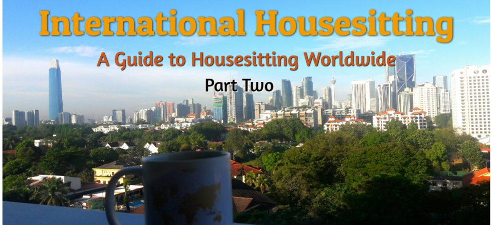 International housesitting guide